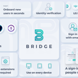 Reach the audience you deserve with Bridge. Now live on ICON. | by Bridge | Jul, 2021 | Medium