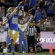 For the first time in over 30 years  UCLA college football fans will be allowed to drink alcohol at the Rose Bowl stadium