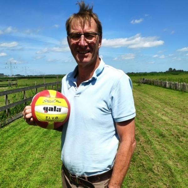 Zaanse Olympus 3: 'Wij zijn een volleybalfamilie' Teun en Anne Buijs