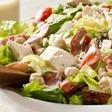 Recipe: Italian Chopped Salad with Creamy Garlic Vinaigrette