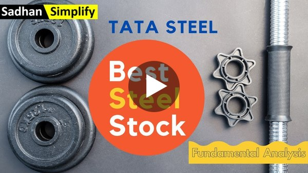 Tata Steel : A trading opportunity or long term bet?