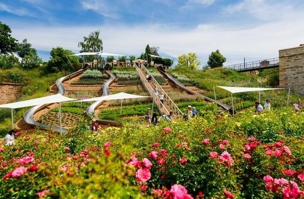 ▷ Erfurt - ein BUGA-Sommermärchen