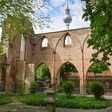 Ehemaliges Franziskanerkloster in Berlin ist Schauplatz einer düsteren Legende