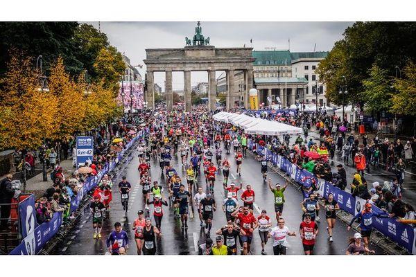 Zwei Startplätze für Berlin-Marathon zu gewinnen