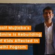 How Aasif Mujtaba & His Miles2Smile Is Rebuilding Lives Of Kids Affected In Delhi Pogrom