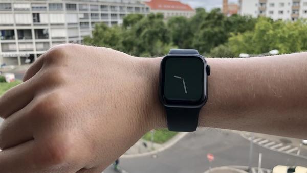 Meine erste Apple Watch