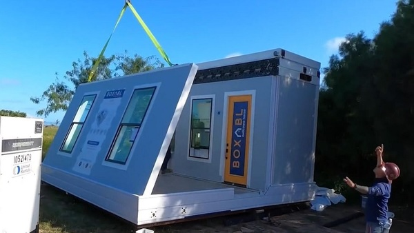 These Foldable Houses Cost $50k and Go Up in a Day