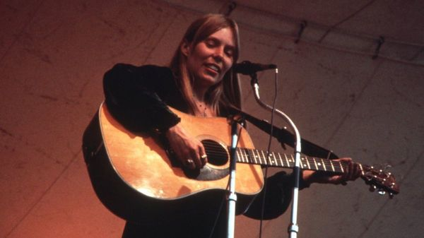 Hear a stunning, previously unreleased Joni Mitchell live performance, recorded by Jimi Hendrix | Guitar World