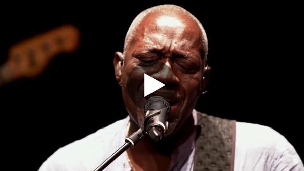 "JACOB DESVARIEUX -""Nanm Kann"" African Music  Live"