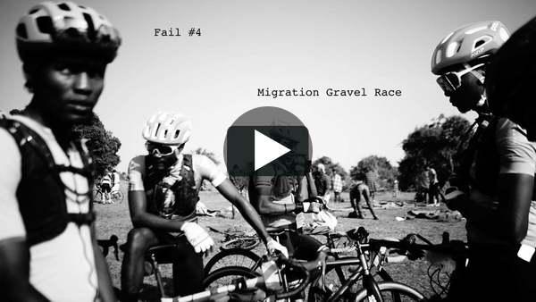 No Word for Stranger: The Migration Gravel Race