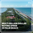"""The Wall Street Journal on Twitter: """"A pandemic real-estate boom in Palm Beach, Florida drew big names and millions of dollars, explains @WSJRealEstate   https://t.co/OmSnrekrGH… https://t.co/C9l1OANoKu"""""""