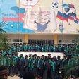"""@HaitiMania #PetroCaribeChallenge #FreeHaiti on Twitter: """"Graduation de la première promotion de Médecine générale du Campus de Limonade de l'UEH (Nord, Haiti) après 9 ans d'études. 🤔 #Haïti… https://t.co/KOtUKeeBDn"""""""
