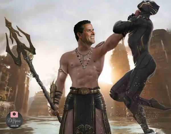Adiós a Tenoch Huerta: Marco Antonio Regil será Namor en Marvel