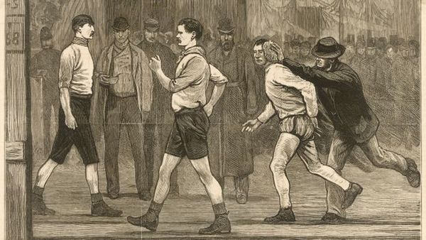 The strange 19th-Century sport that was cooler than football - BBC Future