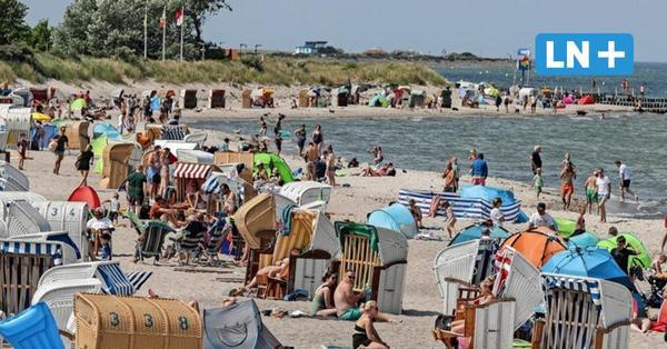 Urlaub an der Ostsee boomt: Ostholstein ist bis Ende August ausgebucht