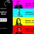 New Leaders of Remote Work Panel - from LinearB
