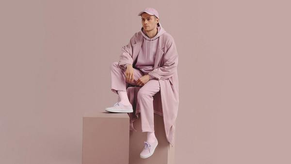 The artist RAC, who launched $RAC