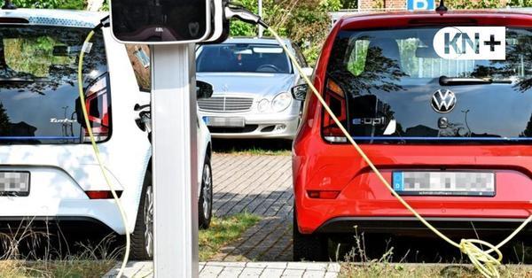 Zulassungszahlen: Elektroautos boomen in Neumünster