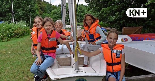 Segelverein Westensee: Corona sorgt für starken Zulauf an Mitgliedern
