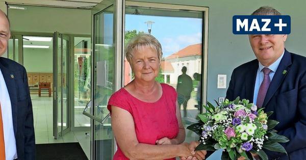 Wustermark: Karola Merten hat mehr als 1000 Kinder betreut