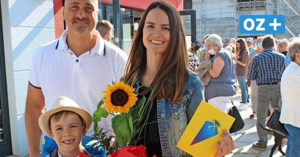 Ribnitz-Damgarten: So lief die Einschulungsfeier an der Bernstein-Schule ab