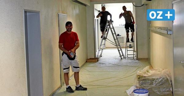Bauarbeiten an Schule in Selmsdorf: Was sich für Schüler und Lehrer ändert