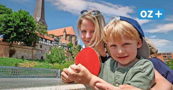 Tischtennisplatten gefragt wie nie: Hier können Sie in Rostock kostenlos spielen