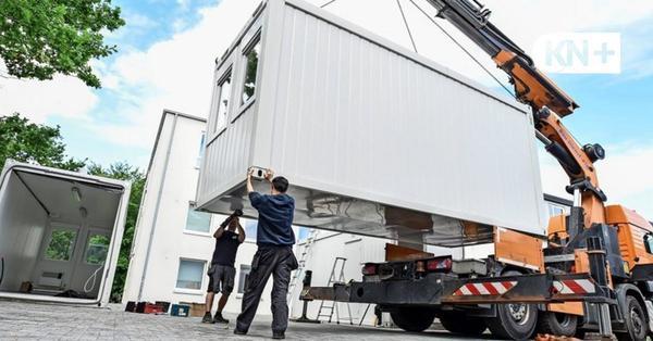 Tiny-Houses in Kiel: Studentenwerk und Stadtmission erhalten Großspende für Projekt gegen Wohnungsnot