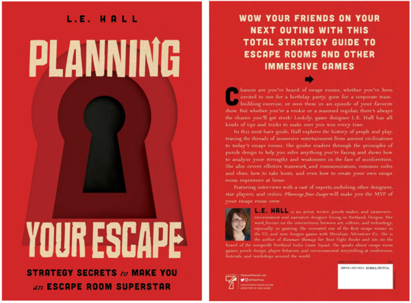 """""""Planning Your Escape"""" available now!"""