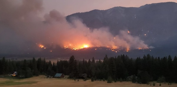 How years of fighting every wildfire helped fuel the Western megafires of today