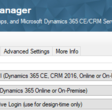 SSIS – Dataverse for Teams DV4T – CRM Keeper