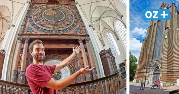 Welterbe-Titel für Rostock: Was macht die astronomische Uhr so besonders?