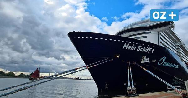 Tui Cruises in Warnemünde: Tourismus-Riese wildert im Aida-Revier