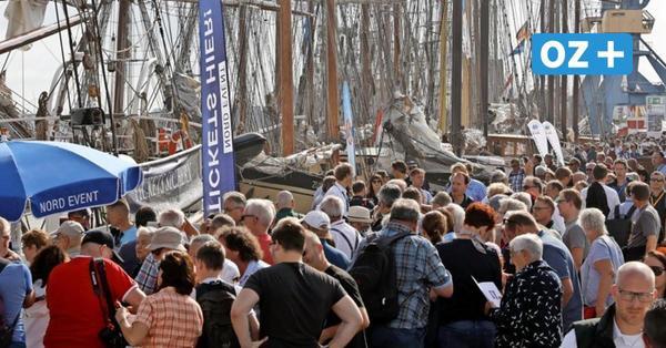 FAQ zur Hanse Sail: Diese Regeln gelten für Besucher an Land