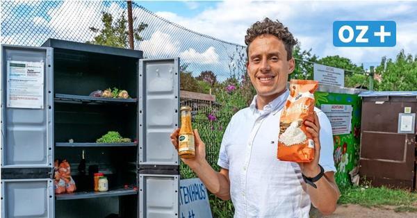 Wie Rostocker Lebensmittel retten – und wie man mitmachen kann
