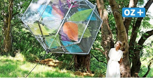 Warum in Glashagen ein Museum mitten in der Natur und ohne Wände steht