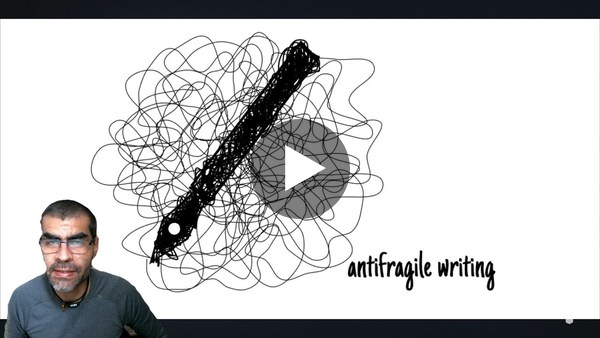 Antifragile Writing: Focus-changers in Roam Research