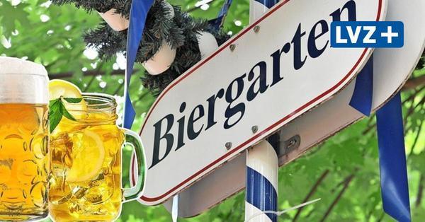Leipzig: Biergarten-Übersicht - Das sind die 10 besten Biergärten