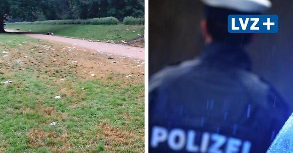 Palmengarten neuer Einsatzschwerpunkt für die Polizei Leipzig