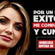 Angélica Rivera podría ser la candidata presidencial del PRI para 2024 – El Dizque