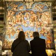 The Sistine Chapel (Experience) Is Coming to a City Near You, Letting You See Michelangelo's Work (Or, Um, Images of It) Up Close