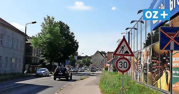 Hansering gesperrt: Extreme Einschränkungen in Greifswald im August (mit Karte)