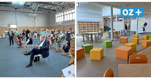 """Eröffnung von Schulzentrum Miltzow: """"Gebäude muss jetzt mit Leben gefüllt werden"""""""