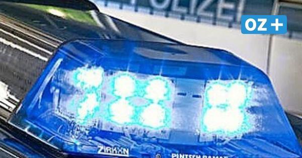 Grimmen: Zur Fahndung ausgeschriebenes Auto rast durch Geschwindigkeitskontrolle