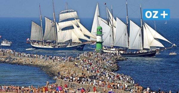 30 Jahre Hanse Sail Rostock: So entstand die Idee zum großen Seglertreffen