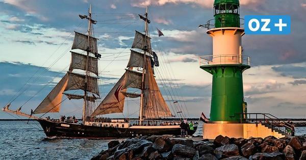 Rostocker Hanse Sail wird 30: Das sind die zehn schönsten Bilder aus drei Jahrzehnten