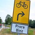 """Mit dem Rad durch die Blöcke von Prora auf Rügen: """"Da wohnen wir schöner im Ruhrpott"""""""