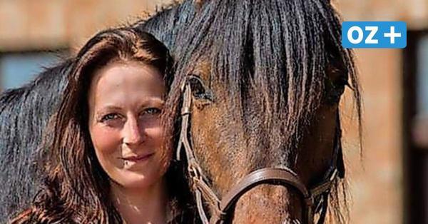 Schreckhaftes Pferd und störrischer Hund: Tierpsychologin aus Selmsdorf hilft in ganz MV