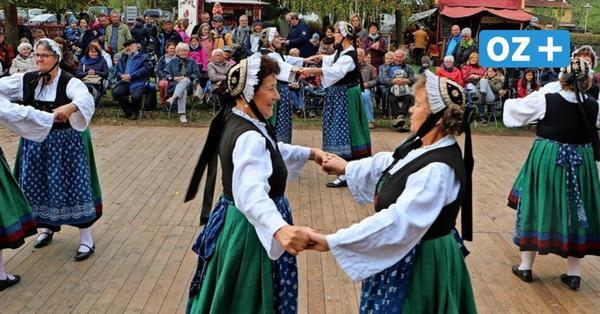 Ribnitz-Damgarten: Folklore-Tanzfest nun doch abgesagt