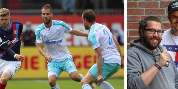 KN-Podcast Holstein eins zu eins: Wie geht's nach dem 0:3 gegen Schalke weiter?